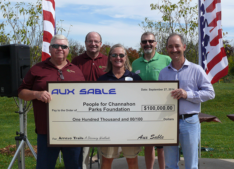 AuxSable Arroyo Trails Donation.jpg